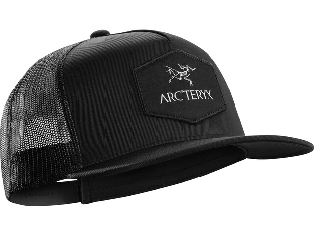 Arc'teryx Hexagonal Patch Trucker Hat black